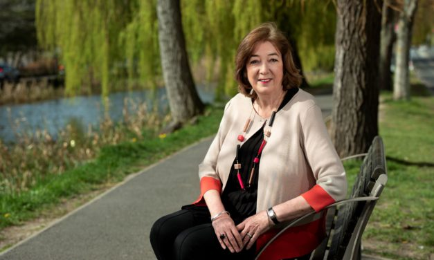 Claire McNamee: 35 years on the CIF front desk