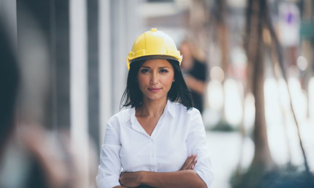 Visibility is key to encouraging women into the construction industry