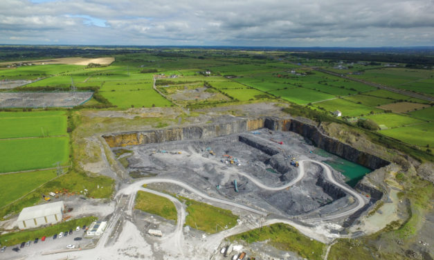 Galway's Coshla Quarries on working with pioneering green cement company Ecocem