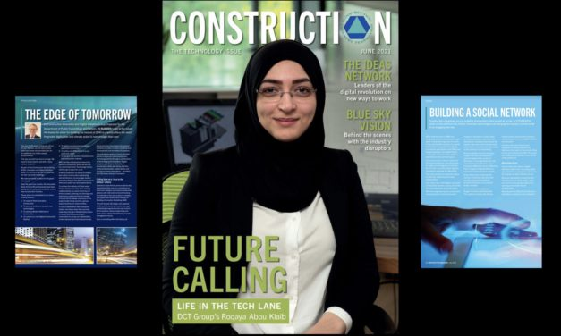 Technology is centre stage in June's CIF Construction members' magazine – out now