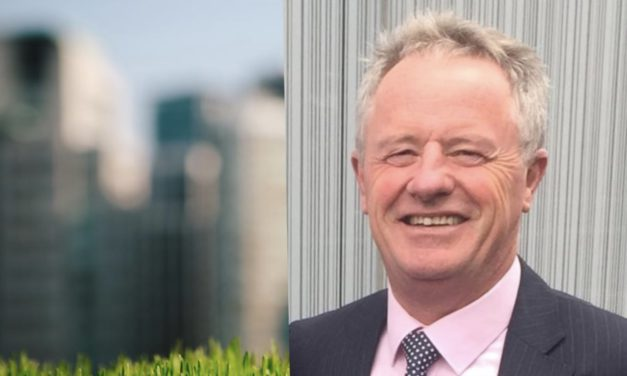 Contractor Michael Joyce appointed chairman of the CIF's Mid-West Branch