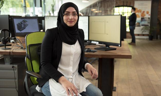 BIM technician Roqaya Abou Klaib: How technology is changing the way we work