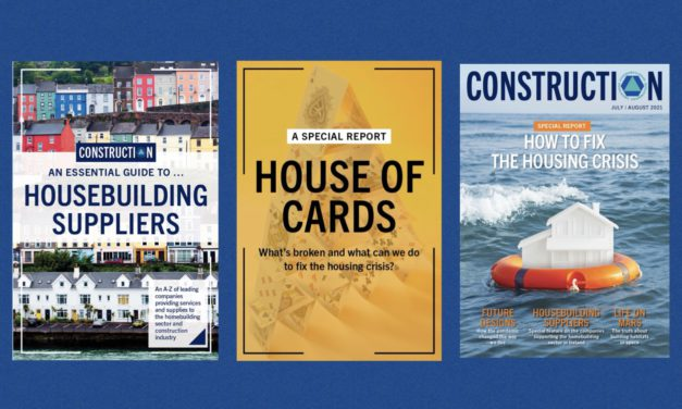 Special report into the housing crisis in the summer issue of CIF's Construction magazine – out now