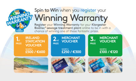 Kingspan Klargester powers ahead with winning warranty campaign