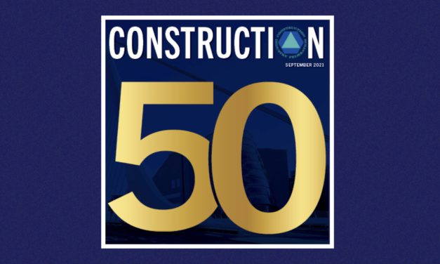 CIF to publish official 2021 Top 50 list of Construction Industry Federation Contractors