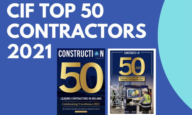 CIF Top 50 Contractors 2021 revealed in the latest issue of Construction magazine