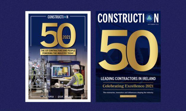 CIF Top 50 Contractors 2021